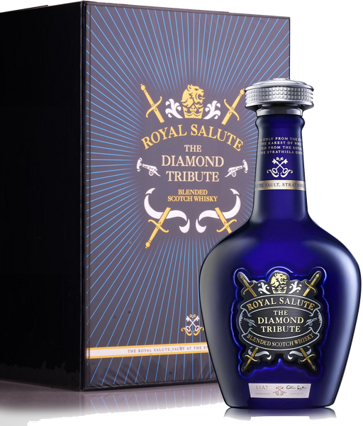 Chivas Brothers Royal Salute Diamond Tribute Scotch Whisky (700ml)
