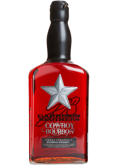 Garrisson Brothers Cowboy Straight Bourbon