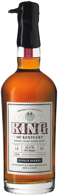Brown Forman's King of Kentucky Bourbon 14 Years Release 2020