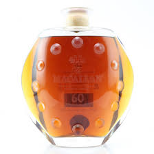Macallan 60 Years, Lalique Decanter