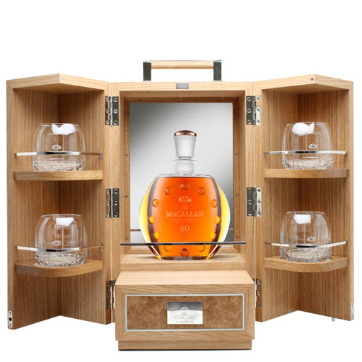 Macallan 60 Years, Lalique Decanter, Linley Edition