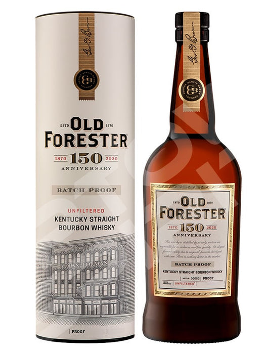 Old Forrester 150th Anniversary