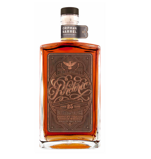 Orphan Barrel 25 Years Bourbon Rhetoric