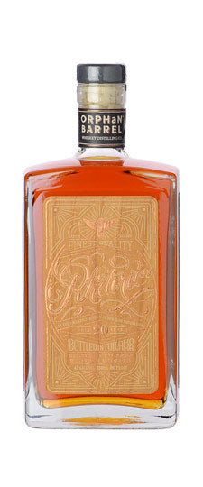 Orphan Barrel 21 Years Bourbon Rhetoric