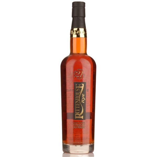Rittenhouse Single Barrel Rye Whiskey Very Rare 23 Years Old