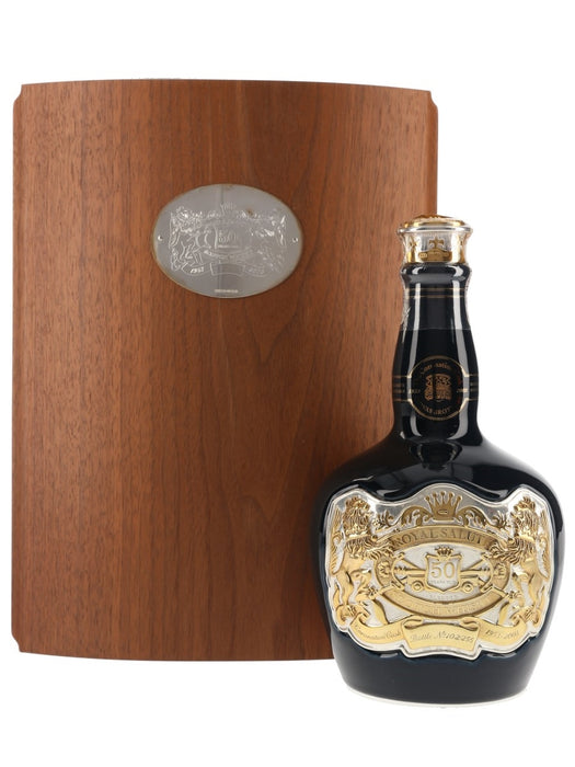 Chivas Brothers Royal Salute 50 Year Old The Coronation Cask