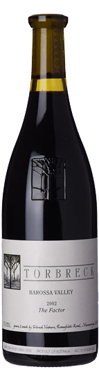Torbreck 2002 The Factor Syrah