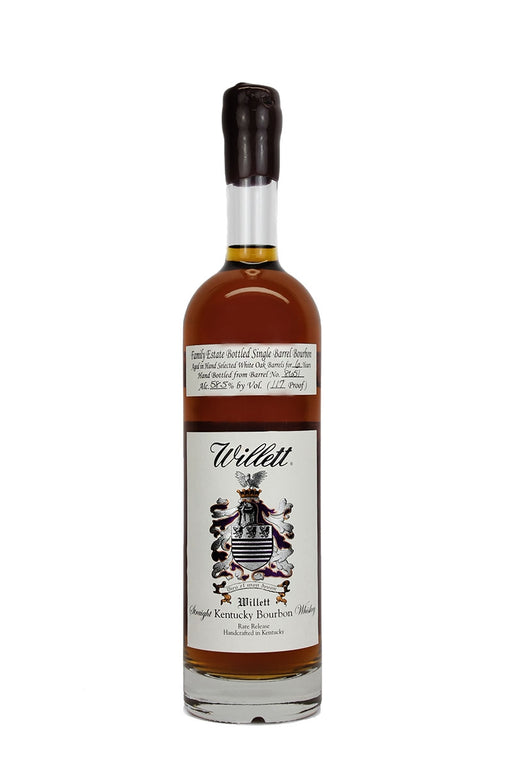 Willett 8 Years Rare Bourbon