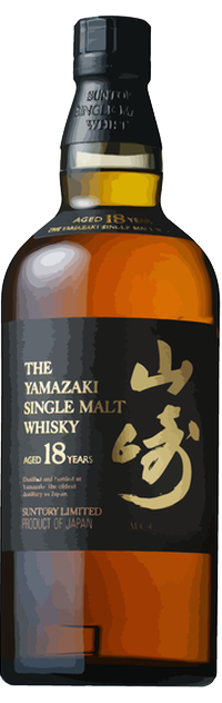 Yamazaki 18 Years Single Malt