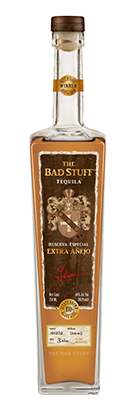 Bad Stuff Tequila Extra Anejo