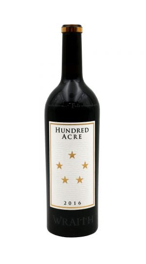 Hundred Acre 2016 Wraith Cabernet Sauvignon