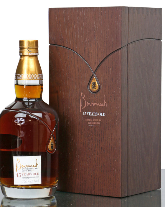 Benromach 45 Years Old  Single Malt