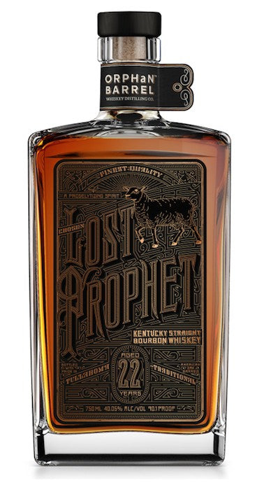 Orphan Barrel 22 Years Bourbon Lost Prophet