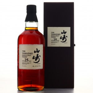 Yamazaki 25 Years Old Single Malt