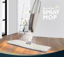 Load image into Gallery viewer, Microfiber Spray Mop