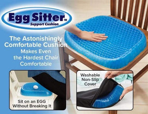 Egg Crate Chair Cushion
