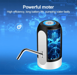 Portable Wireless Water Dispenser