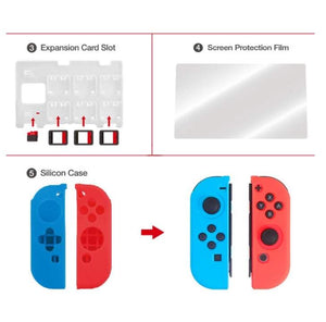 Nintendo Switch Protective Kit