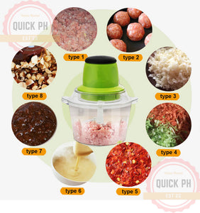 ALL IN ONE FOOD PROCESSOR