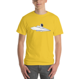 Paper Plane Short Sleeve T-Shirt