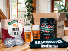 Load image into Gallery viewer, Brewmaster gift set