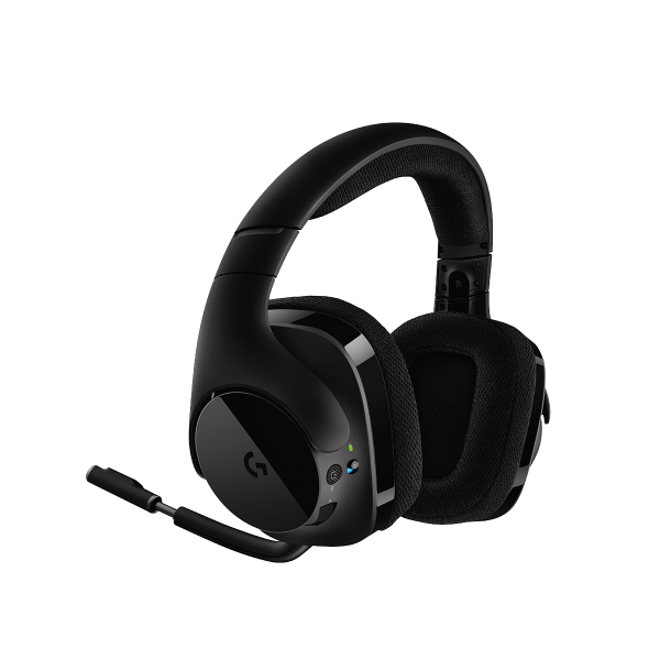 LOGITECH cordless gaming headset G533