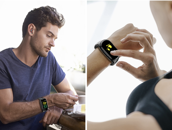 SMARTWATCH TRACKBUDS™