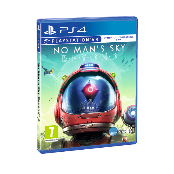 No Man's Sky Beyond - PS4/ PS VR