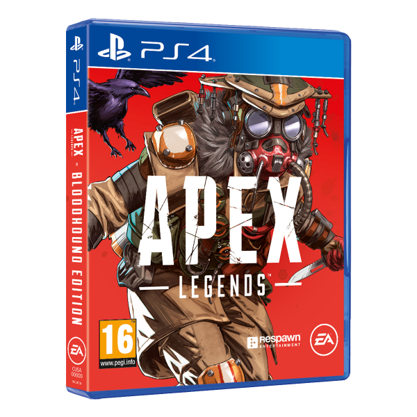 Apex Legends Bloodhound Edition - PS4