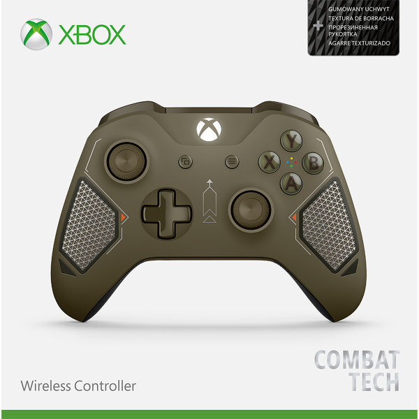 Xbox Wireless Controller Combat Tech Special Edition