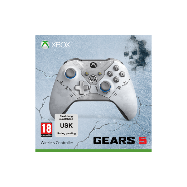 Xbox Wireless Controller Gears 5 Limited Edition