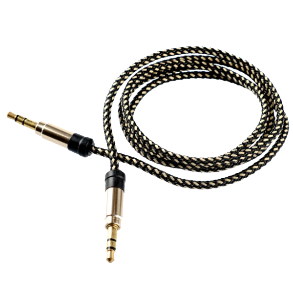 TELLUR 3.5mm audio cable to 3.5mm HQ 1 meter