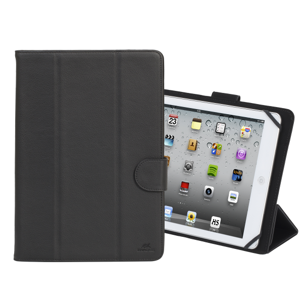 RIVACASE Universal Folio case for Tablets 10.1'' black