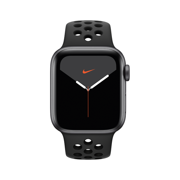 APPLE Watch Series 5 Nike GPS 40mm Space Grey Aluminium Sport Band