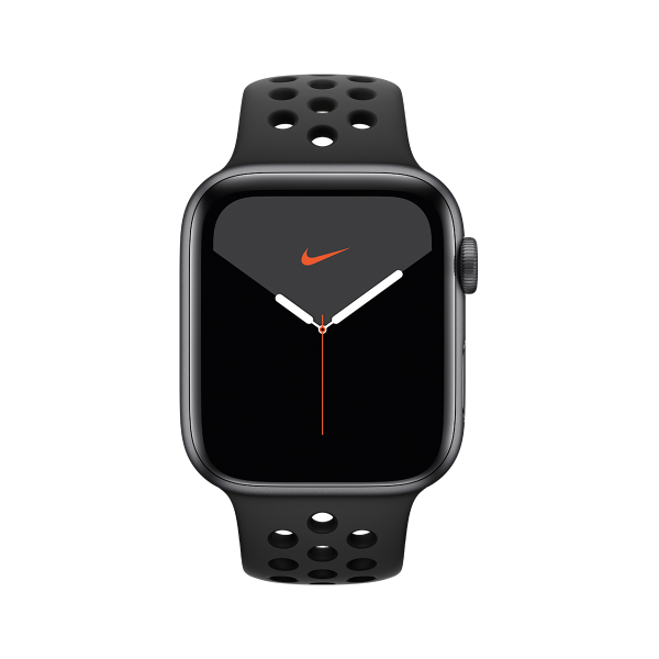 APPLE Watch Series 5 Nike GPS 44mm Space Grey Aluminium Sport Band