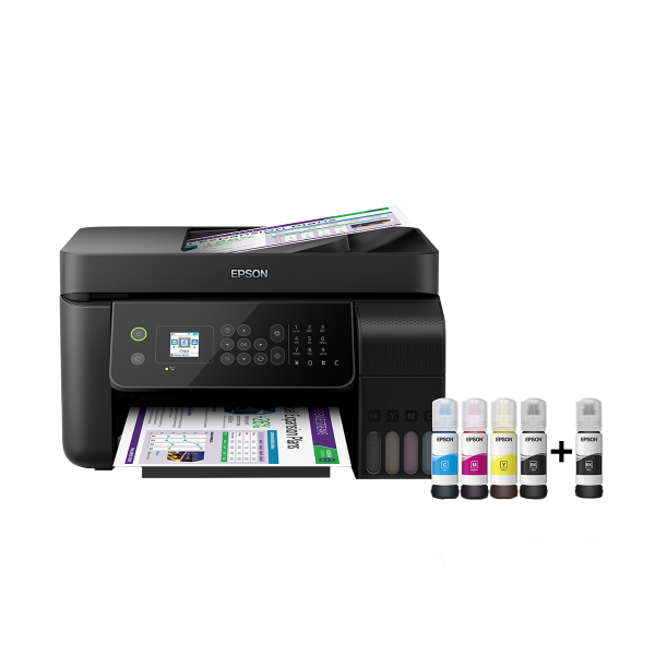 EPSON EcoTank L5190 Wi-Fi Fax All-in-one-printer