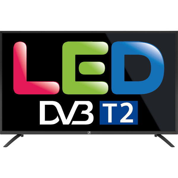F&U LED TV FL40107 Full HD 40''