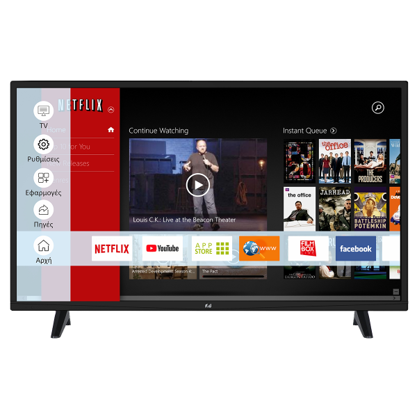 F&U Smart TV FLS32219H Full HD 32''