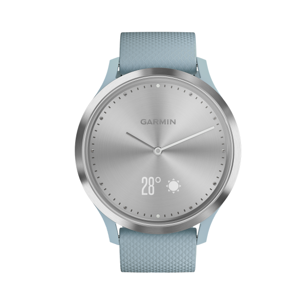 GARMIN Smartwatch Vivomove HR Sport Small/ Medium Seafoam