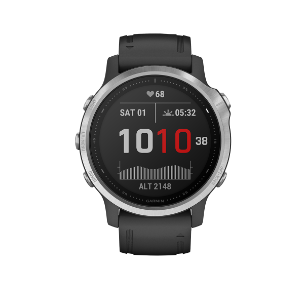 GARMIN Smartwatch fenix 6S Black