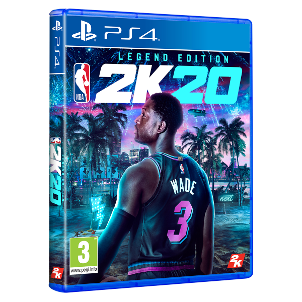 NBA 2K20 Legend Edition - PS4