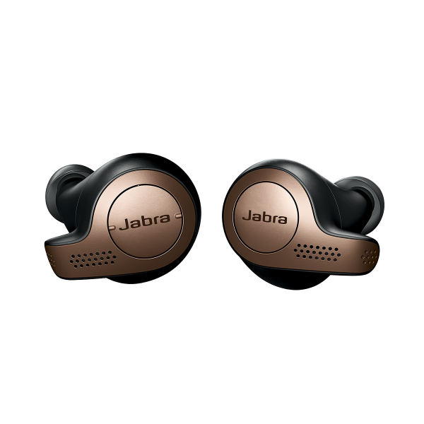 Wireless earphones JABRA Elite 65t Titanium GOLD