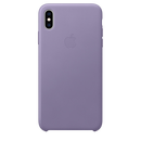 LLeather Case APPLE iPhone Xs Max Blue