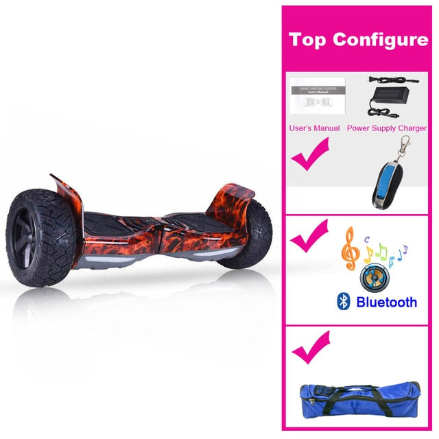 Europe Stock Hummer Hoverboard 8.5 Inch Electric Scooter Electric Skateboard Hover Board Overboard Balance Board Haveboard