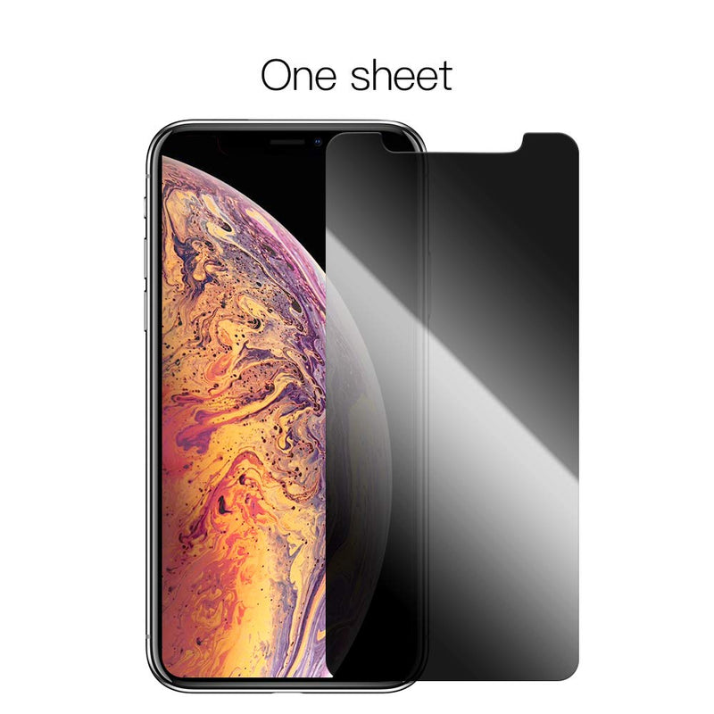 Tempered Glass For iPhone 11 Pro 2019 Privacy Protection Screen Protector For iPhone 11 Pro Max Protective film 9H 2.5D Anti