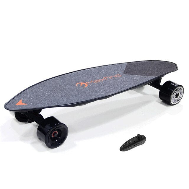 [EU Direct] MAXFIND Max2 Single Motor 500W Bluetooth Wireless Remote Electric Skateboard Self Balance Longboard Electric Scooter