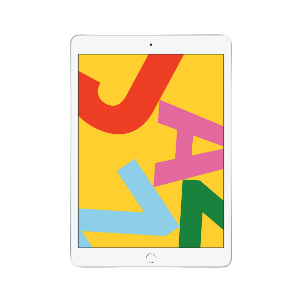 iPad 7th Generation 10.2 Wi-Fi 128GB Silver