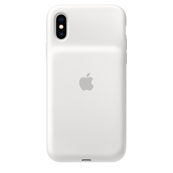 Smart Battery Case APPLE iPhone Xs White