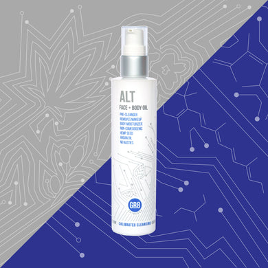 ALT: Face + Body Oil