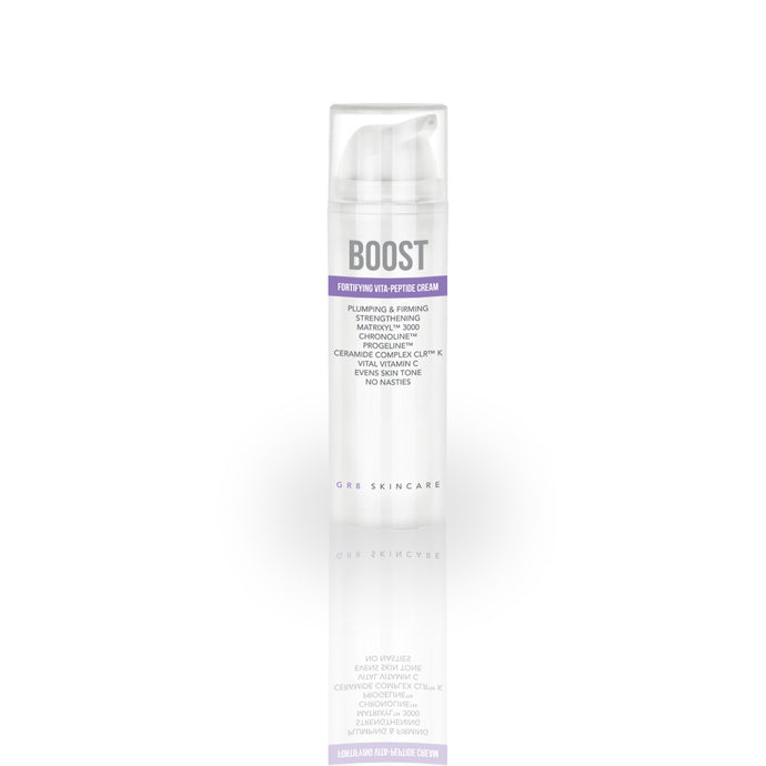 BOOST: Fortifying Vita-Peptide Cream